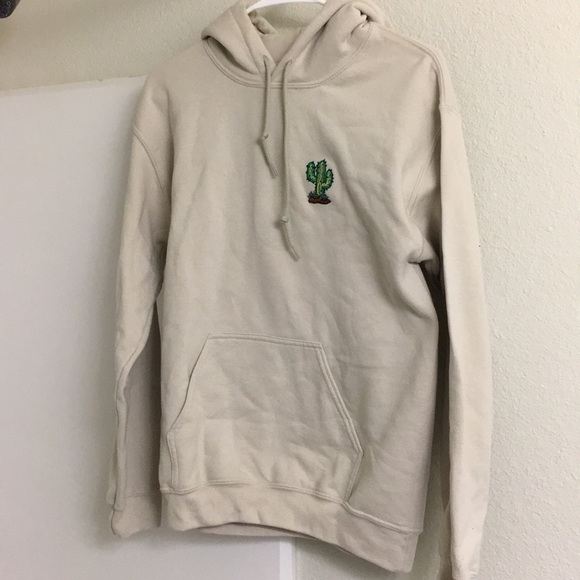 7d964c118 Cactus Hoodie Super Soft Small Arizona. M_5b9755b35c4452af00e4e783